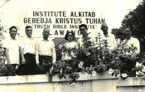 Foto Beberapa Pendiri ITA
